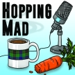 Hopping Mad logo.